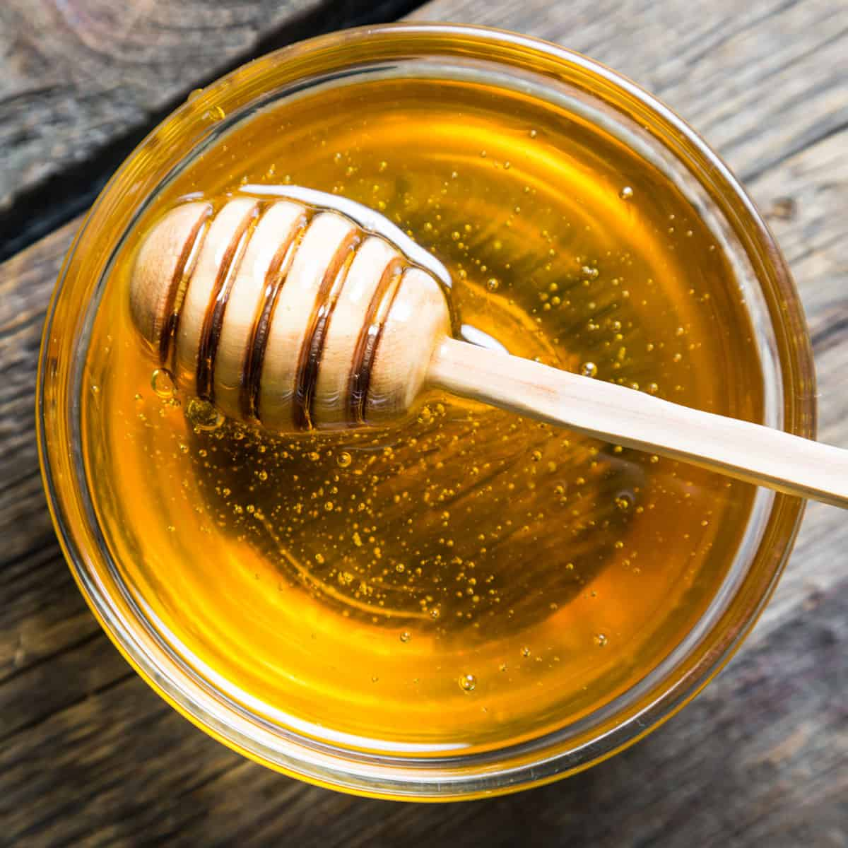 what is honey good for you