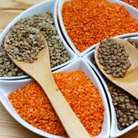 Lentils: The Tiny Legumes That Build Your Bones And Much